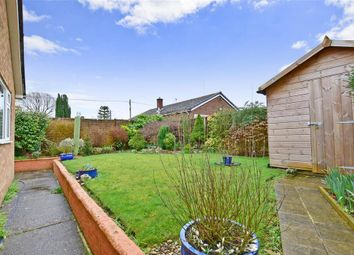 Thumbnail 3 bedroom detached bungalow for sale in Charlesford Avenue, Kingswood, Kent
