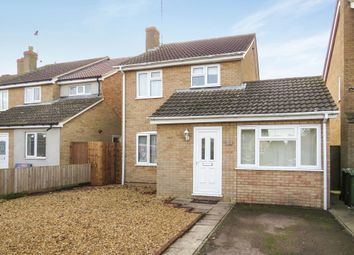Thumbnail 4 bedroom detached house for sale in Glatton Road, Sawtry, Huntingdon