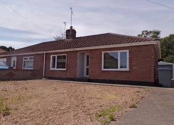 Thumbnail 2 bed bungalow to rent in Hercules Road, Norwich