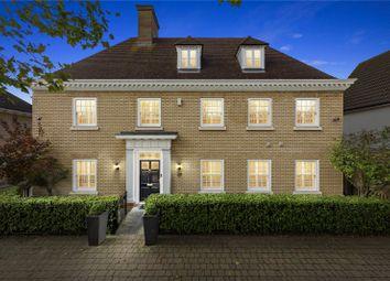 Thumbnail 5 bed detached house for sale in Louvain Drive, Beaulieu Park, Essex