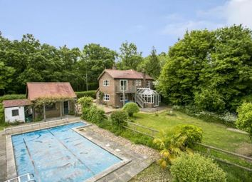 Thumbnail 4 bed detached house for sale in Burnt Oak Road, Burnt Oak, Crowborough, East Sussex