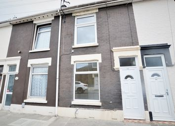 Thumbnail 2 bed terraced house to rent in Shakespeare Road, Portsmouth