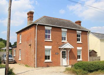 Thumbnail 5 bed property for sale in Bashley Cross Road, New Milton
