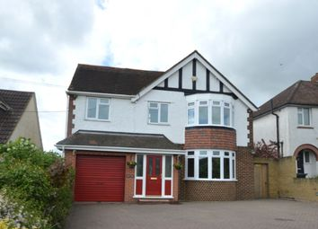 Thumbnail 4 bed detached house for sale in Tyland Lane, Sandling, Maidstone