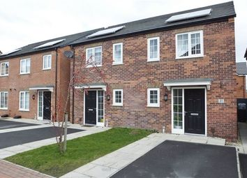 Thumbnail 2 bed semi-detached house for sale in Bakewell Gardens, Waverley