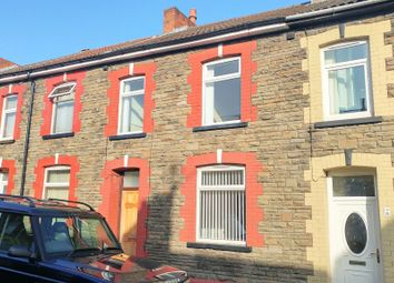 Thumbnail 3 bed terraced house for sale in Mary Street, Trethomas, Caerphilly