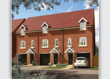 "Thumbnail 3 bed town house for sale in ""The Whitman"" at Coupland Road, Selby"