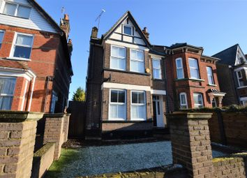 Thumbnail 5 bed semi-detached house for sale in High Street North, Dunstable