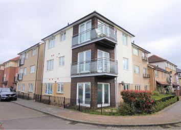 Seaton Grove, Broughton, Milton Keynes MK10. 2 bed flat for sale