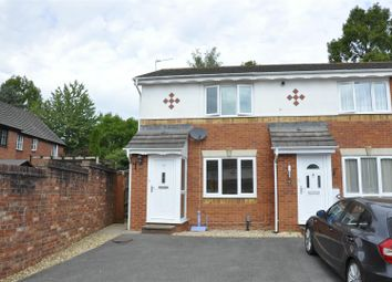 2 bed end terrace house to rent in Excalibur Close, Exeter EX4