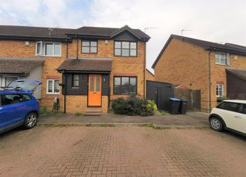 Thumbnail 3 bed end terrace house for sale in Burley Hill, Harlow