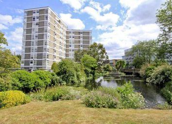 Thumbnail 3 bed flat for sale in Denham Lodge, Uxbridge