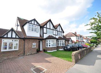 Thumbnail 5 bedroom semi-detached house to rent in Wickham Avenue, Croydon