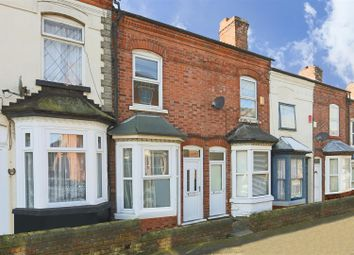 Thumbnail 2 bed terraced house for sale in Gawthorne Street, Basford, Nottinghamshire