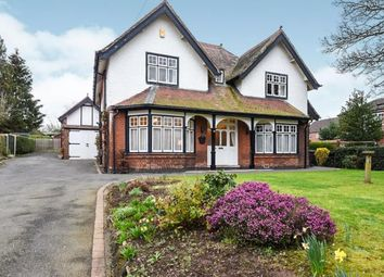Thumbnail 5 bedroom detached house for sale in West Avenue South, Chellaston, Derby, Derbyshire