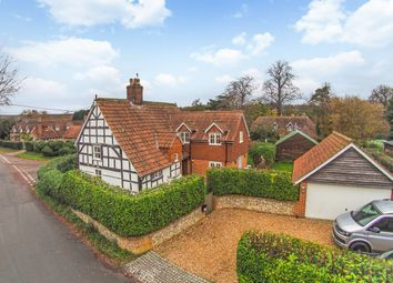Thumbnail 4 bed detached house for sale in The Street, Upper Farringdon, Hampshire