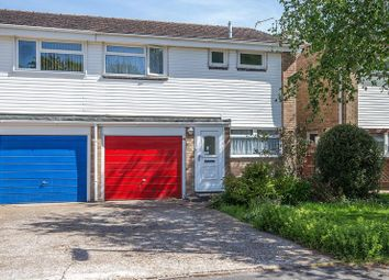 Thumbnail 3 bedroom semi-detached house for sale in The Paddock, Calmore, Southampton