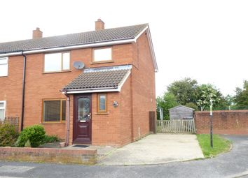 Thumbnail 3 bed semi-detached house for sale in Harling Way, Leiston
