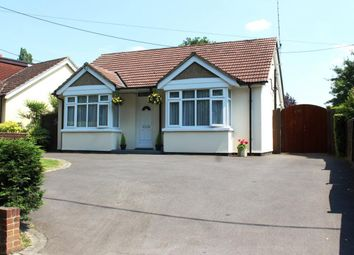 Thumbnail 3 bedroom bungalow for sale in Shawfield Road, Ash