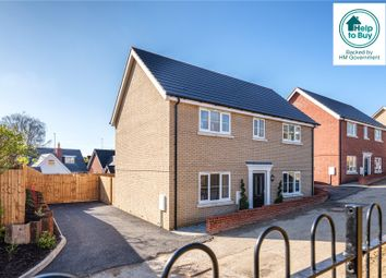 Thumbnail 3 bed detached house for sale in Redbank, Bury Water Lane, Newport, Saffron Walden