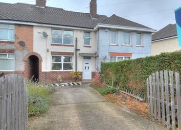 Thumbnail 3 bed terraced house for sale in Butterthwaite Road, Sheffield