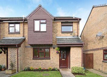 Thumbnail 2 bed semi-detached house for sale in Fennel Close, Shirley, Croydon