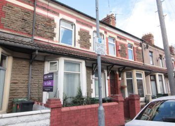 Thumbnail 3 bed terraced house for sale in Westmoreland Street, Canton