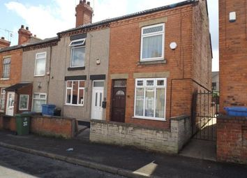 Thumbnail 2 bed terraced house for sale in Albion Street, Mansfield, Nottinghamshire
