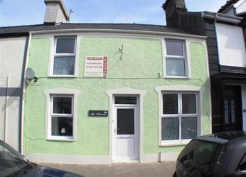 Thumbnail 3 bed terraced house to rent in High Street, Penrhyndeudraeth
