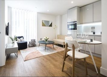Thumbnail 1 bed flat for sale in St Edwards Court, London Road, Romford