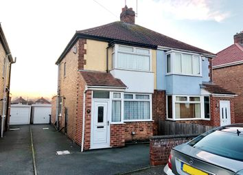 Thumbnail 2 bedroom semi-detached house for sale in Northwood Avenue, Chaddesden, Derby