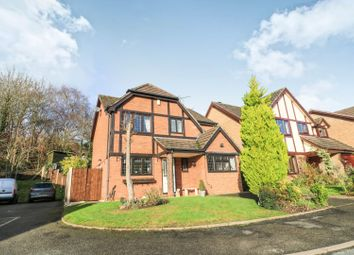Thumbnail 3 bed detached house for sale in King Charles Way, Bridgnorth