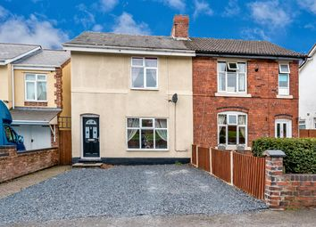 Thumbnail 3 bed semi-detached house for sale in Stafford Road, Cannock
