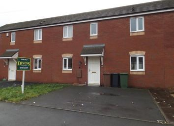Thumbnail 2 bedroom terraced house for sale in Princethorpe Road, Willenhall, West Midlands