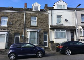 Thumbnail 4 bed terraced house for sale in North Hill Road, Swansea