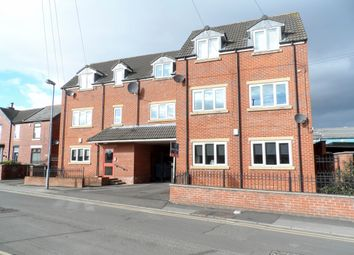 Thumbnail 2 bed flat for sale in Post Office Road, Featherstone, Pontefract