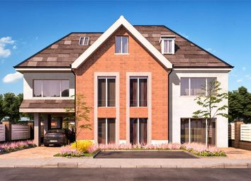 Thumbnail 1 bedroom flat for sale in Leicester Road, Barnet, Hertfordshire