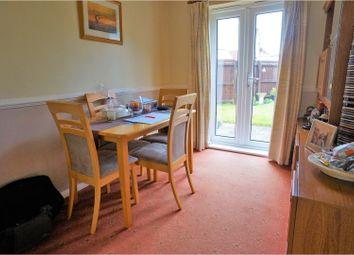 Thumbnail 3 bed detached house for sale in Ely Close, Bracebridge Heath, Lincoln