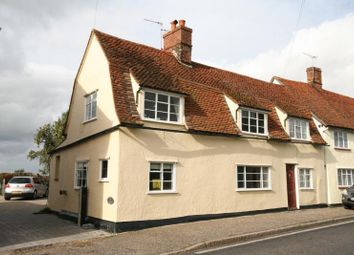 Thumbnail 3 bed detached house to rent in The Street, High Roding, Essex