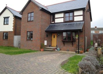 Thumbnail 4 bed detached house to rent in Willow Tree Drive, Northwood