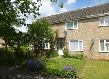 Thumbnail 2 bed terraced house for sale in Sturgeon Way, Stanton, Bury St. Edmunds