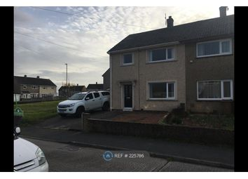 Thumbnail 3 bedroom semi-detached house to rent in Patterdale Avenue, Whitehaven