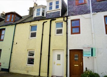 Thumbnail 2 bedroom cottage for sale in Harbour Street, Gardenstown