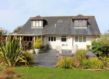 Thumbnail 4 bed detached house for sale in Windmill, Padstow