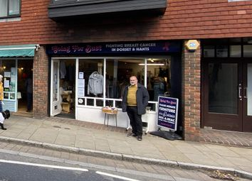 Thumbnail Commercial property for sale in 49B High Street (Long Leasehold), Lyndhurst