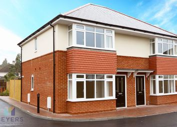 Thumbnail 2 bed semi-detached house for sale in Grove Gardens, Christchurch