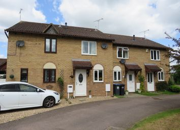 Thumbnail 2 bed terraced house for sale in Weaver Drive, Long Lawford, Rugby