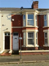 Thumbnail 3 bed terraced house for sale in Leopold Road, Kensington, Liverpool, Merseyside