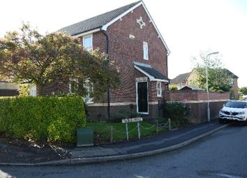 Thumbnail 2 bedroom semi-detached house to rent in Thomas Road, Whitwick, Leicestershire