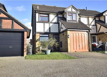Thumbnail 2 bed end terrace house for sale in Ludlow Close, Willsbridge